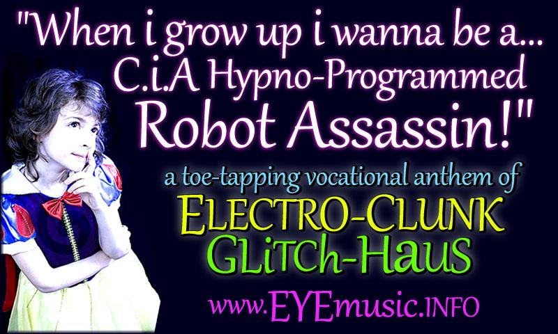 EYE: Dark Alternative Electro Industrial Cyber Gothic Synth