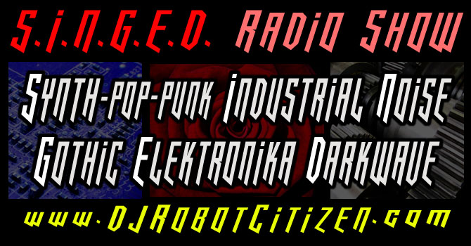 Radio Shows Show program programme radioshow Playlists Dark Alternative Synth Electro Punk Pop Industrial Noise Goth Gothic Rock Goths Scene People Electro Elektro Darkwave Community Radio 2XX 98.3fm Canberra Best DJs History Australia SINGED S.I.N.G.E.D. Dark Underground Electronic Dance Music