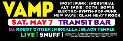 DJ Robot Citizen Club Nights Dark Alternative DJs Electro