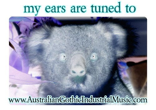 Gothic Industrial DarkWave EBM Post-Punk New-Wave Dark Electronic Music Bands from Australia and New Zealand