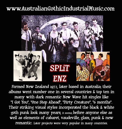 split-enz-band-music-videos-photos-images-pictures