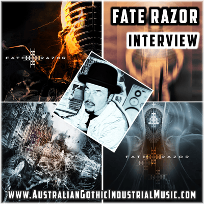 Fate Razor Perth Australia Australian Dark Electronica Cold Wave Music Band Group Musicians Photo Images Photos Pictures