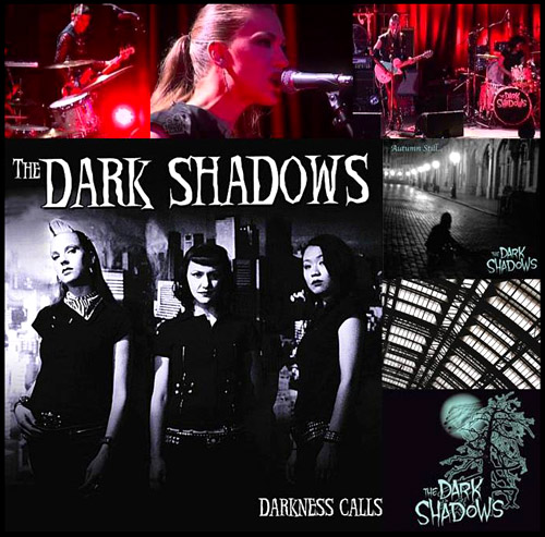 The Dark Shadows Music Band Brigitte Handley Singer Songwriter Musician Sydney Australia Deutsche Köln Cologne Germany Deutschland alternative post punk gothic psychobilly goth rock dream pop musicians group project artist Photos Images Photo Pictures