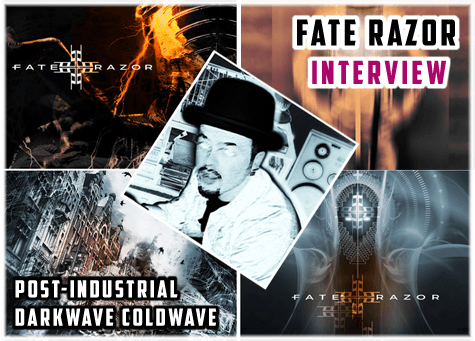 Fate Razor Perth WA Western Australian Dark Alternative Electronic Post Industrial Band Group Artist Musician Project Artist Photos Images Pictures