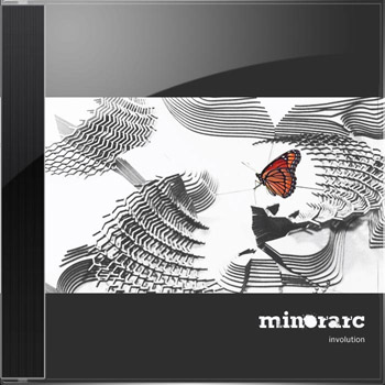 Minorarc Music Band Group Involution EP Album Cover Musician Project Artist Images Photos Pictures